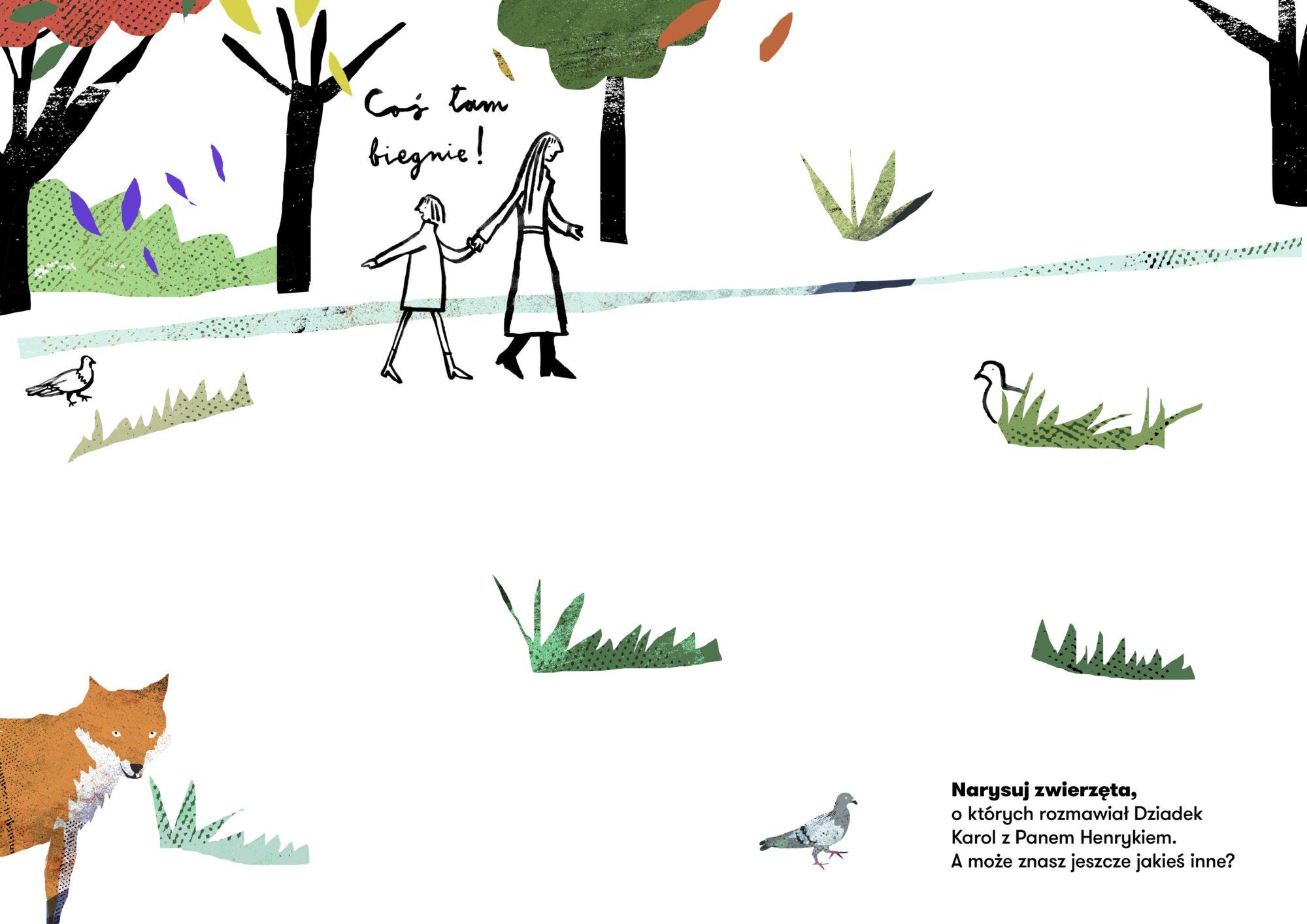 Natura na Głównej. Aktywnościówka dla dzieci - strona 3