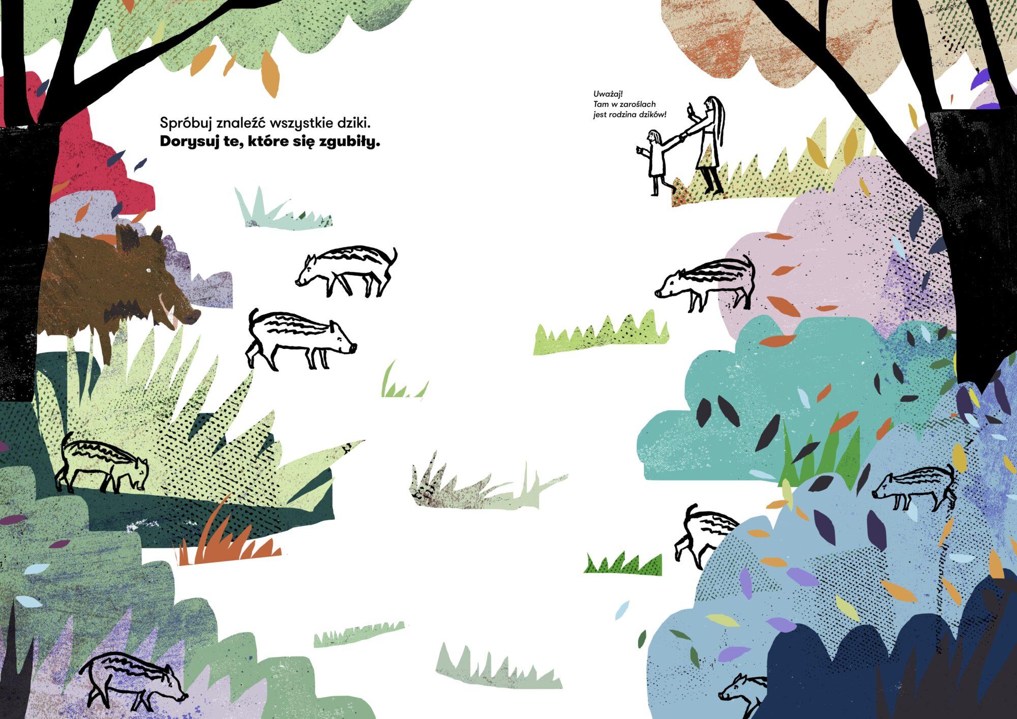 Natura na Głównej. Aktywnościówka dla dzieci - strona 6