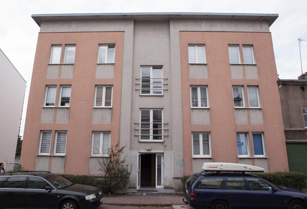dom przesiedleńców ze starego browaru