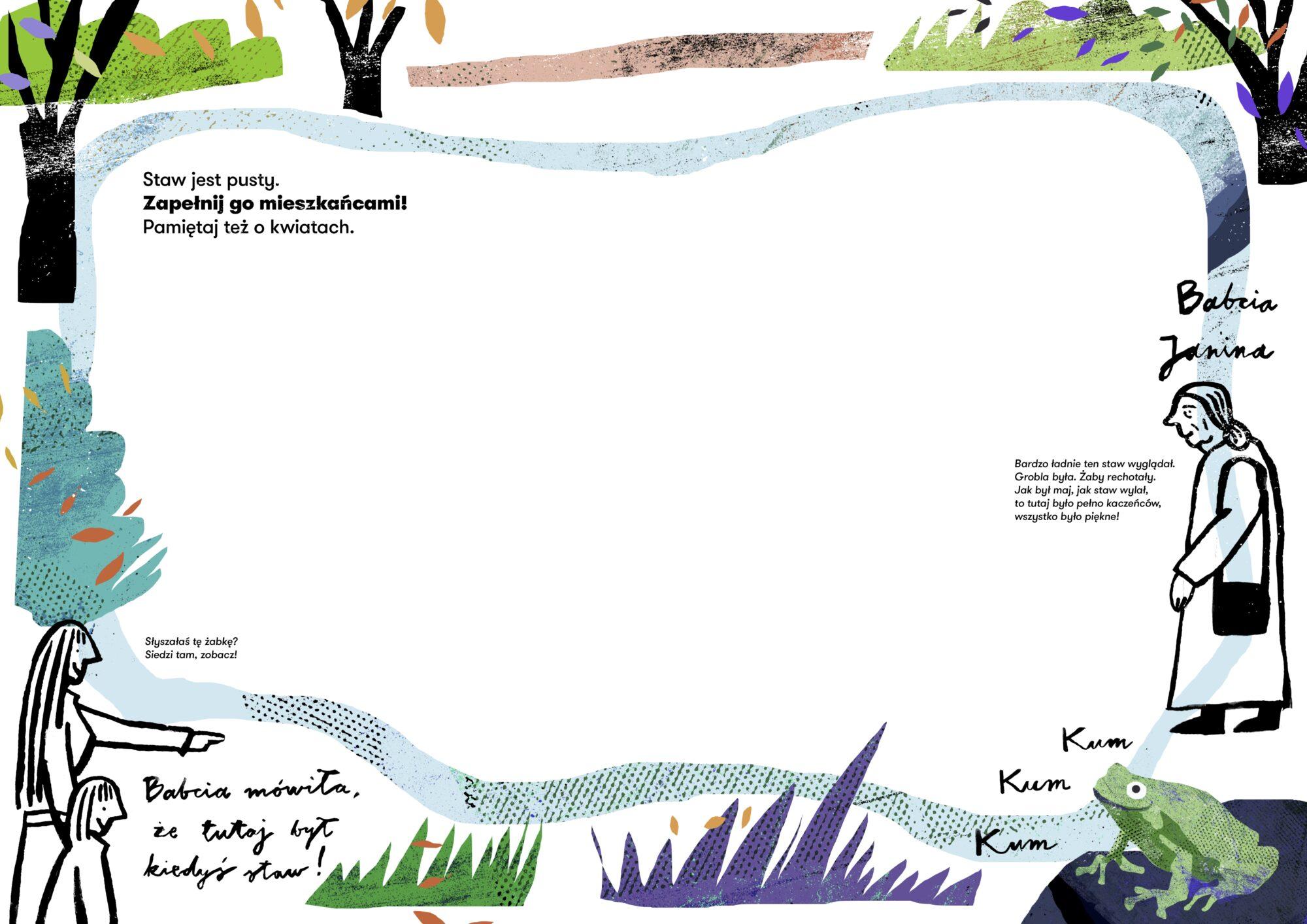 Natura na Głównej. Aktywnościówka dla dzieci - strona 4