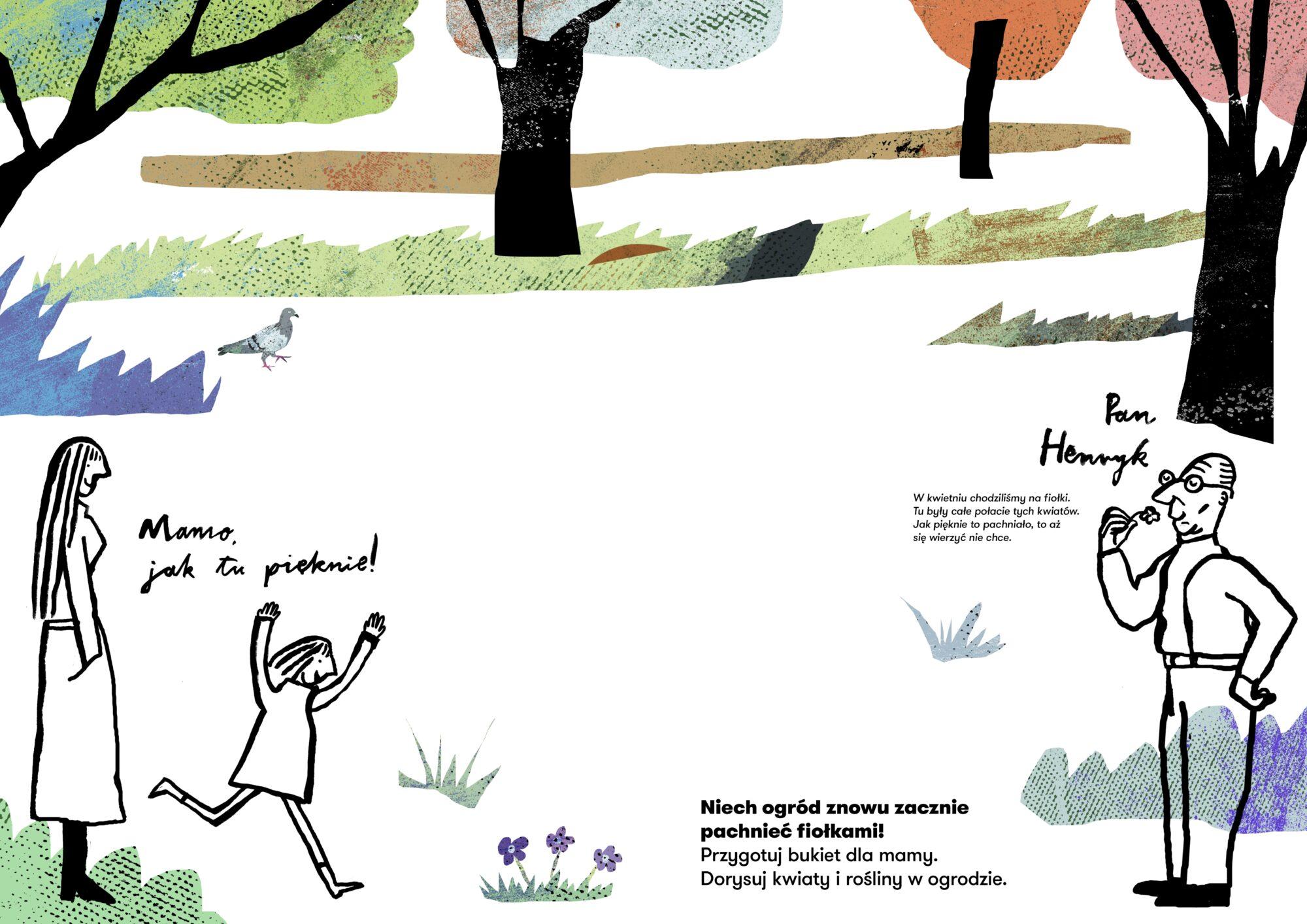 Natura na Głównej. Aktywnościówka dla dzieci - strona 7