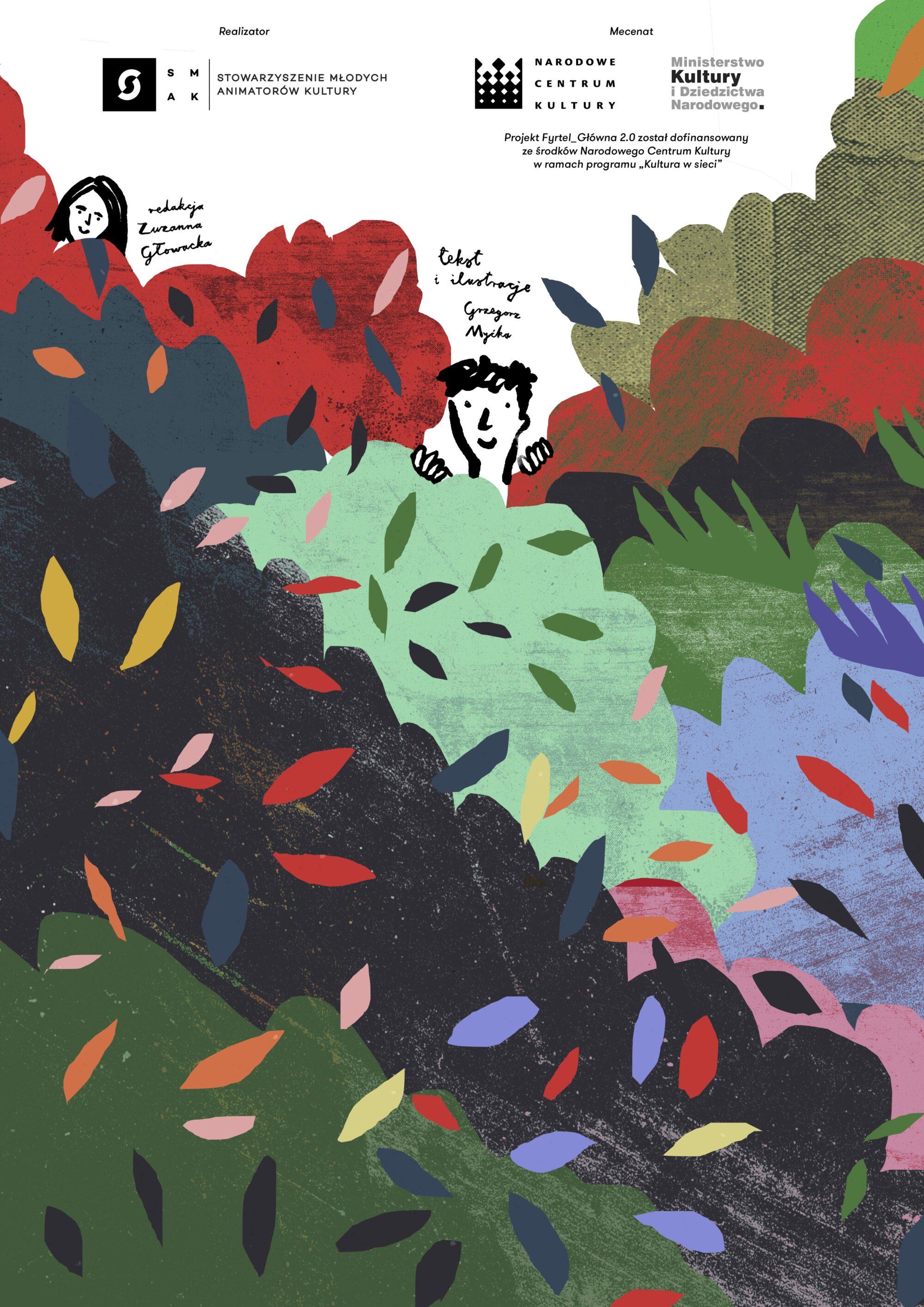 Natura na Głównej. Aktywnościówka dla dzieci - strona 9